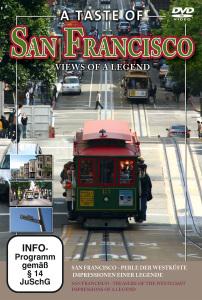VARIOUS - A TASTE OF SAN FRANCISCO