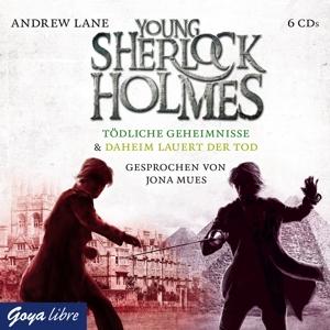MUES,JONA - YOUNG SHERLOCK HOLMES (7.+8.). TÖDLICHE GEHEIMNISS