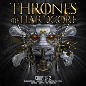 VARIOUS - THRONES OF HARDCORE VOL.2
