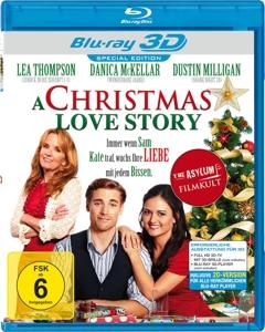 THOMPSON/MCKELLAR/MILLIGAN/VAR - A CHRISTMAS LOVE STORY REAL 3D