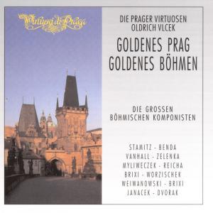 VLCEK,OLDRICH/VP - GOLDENES PRAG/GOLDENES BÖHMEN