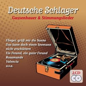VARIOUS - DEUTSCHE SCHLAGER GASSENHAUER & STIMMUNGSLIEDER