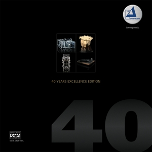 VARIOUS - CLEARAUDIO - 40 YEARS EXCELLENCE EDITION