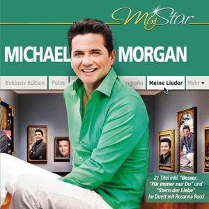 MORGAN,MICHAEL - MY STAR
