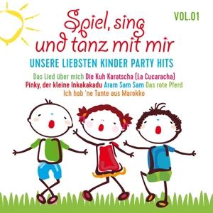 VARIOUS - SPIEL, SING UND TANZ MIT MIR VOL.1-UNSERE LIEBSTEN