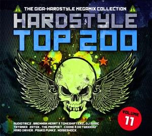 VARIOUS - HARDSTYLE TOP 200 VOL.11