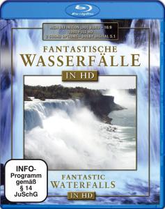 VARIOUS - WASSERFÄLLE IN HD-BLU RAY,FANTASTISCHE