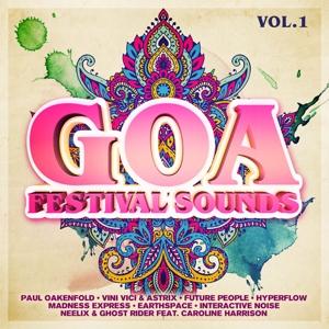 VARIOUS - GOA FESTIVAL SOUNDS VOL.1