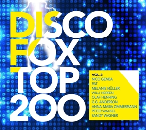 VARIOUS - DISCOFOX TOP 200 VOL.2