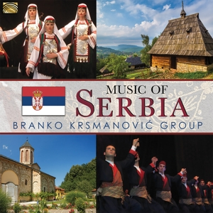 BRANKO KRSMANOVIC GROUP - MUSIC OF SERBIA