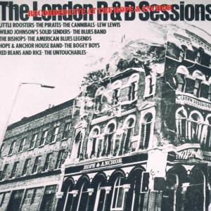 VARIOUS - THE LONDON R&B SESSIONS LIVE