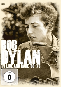 DYLAN,BOB/CASH,JOHNNY - BOB DYLAN TV LIVE AND RARE 63-75