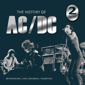 AC/DC - AC/DC - THE HISTORY OF