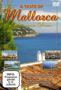 MAGIC TREASURY - A TASTE OF MALLORCA-DVD