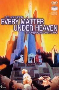 JOHNSON,LEE - EVERY MATTER UNDER HEAVEN-DVD+CD