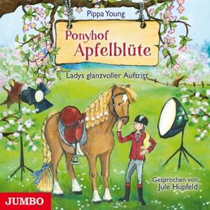 HUPFELD,JULE - PONYHOF APFELBLÜTE (10).LADYS GLANZVOLLER AUFTRITT