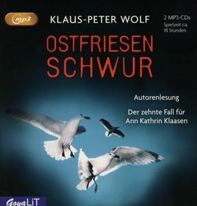WOLF,KLAUS-PETER - OSTFRIESENSCHWUR (10.) UNGEKÜRZTE LESUNG