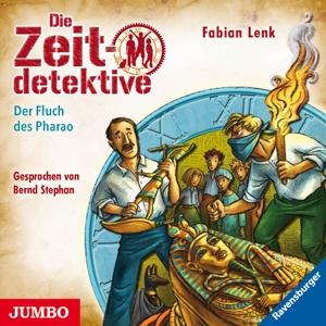STEPHAN,BERND - DIE ZEITDETEKTIVE (36). DER FLUCH DES PHARAO