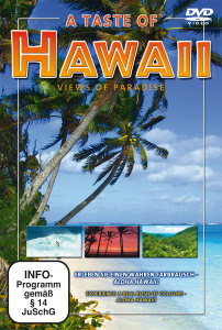 VARIOUS - A TASTE OF HAWAII-DVD