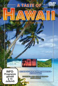 VARIOUS - A TASTE OF HAWAII-DVD