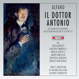 CORO E ORCHESTRA DI MILANO DEL - IL DOTTOR ANTONIO