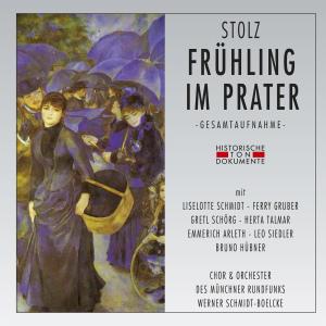 CHOR & ORCHESTER DES MÜNCHNER  - FRÜHLING IM PRATER