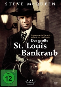 MCQUEEN/DENTON/CLARKE - DER GROSSE ST. LOUIS BANKRAUB