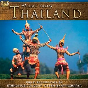 BHATTACHARYA,DEBEN - MUSIC FROM THAILAND