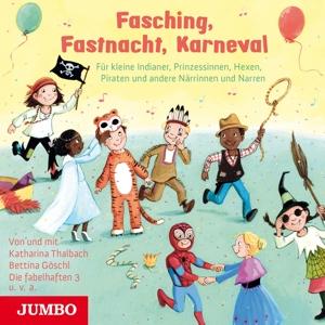 VARIOUS - FASCHING, FASTNACHT, KARNEVAL. FÜR KLEINE INDIANER