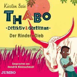 KLEINSCHMIDT,HENDRIK - THABO. DETEKTIV & GENTLEMAN (3.). DER RINDER-DIEB