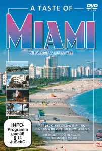 VARIOUS - A TASTE OF MIAMI-DVD