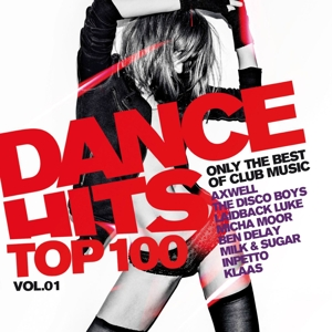 VARIOUS - DANCE HITS TOP 100 VOL.1-ONLY THE BEST OF CLUB MUS
