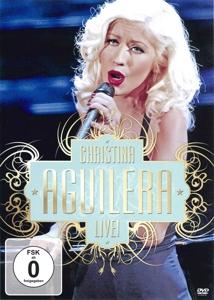 AGUILERA,CHRISTINA - CHRISTINA AGUILERA - LIVE IN L.A.