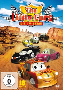 VARIOUS - THE LITTLE CARS - DIE GROSSE BOX (18 EPISODEN)
