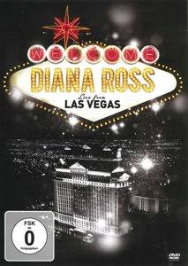 ROSS,DIANA - LIVE FROM LAS VEGAS