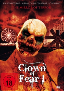RITCCHKOFF/TAYLOR/ZOLT/YOUNG/T - CLOWN OF FEAR 1