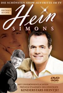 SIMONS,HEIN - HEIN SIMONS DVD
