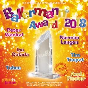 VARIOUS - BALLERMANN AWARD 2018