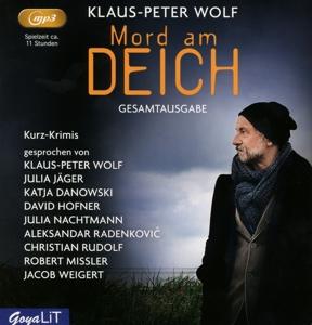 WOLF,KLAUS-PETER - MORD AM DEICH. GESAMTAUSGABE