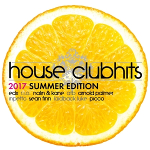 VARIOUS - HOUSE CLUBHITS SUMMER EDITION 2017