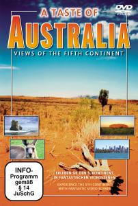 MAGIC TREASURY - A TASTE OF AUSTRALIA-DVD