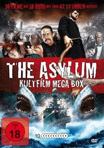 SANTIAGO/BELL/FOX/WHITE/ZIERIN - ASYLUM - KULTFILM MEGA BOX (30 FILME AUF 10 DVDS)