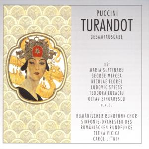 SLATINARU/MIRCEA/FLOREI/SPIESS - TURANDOT (GA)