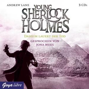 MUES,JONAS - YOUNG SHERLOCK HOLMES (8). DAHEIM LAUERT DER TOD