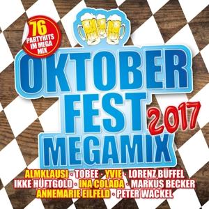 VARIOUS - OKTOBERFEST MEGAMIX 2017