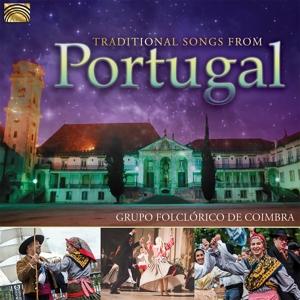 GRUPO FOLCLORICO DE COIMBRA - TRADITIONAL SONGS FROM PORTUGAL