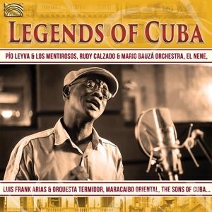 VARIOUS - LEGENDS OF CUBA