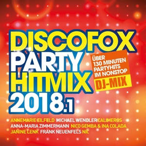 VARIOUS - DISCOFOX PARTY HITMIX 2018.1