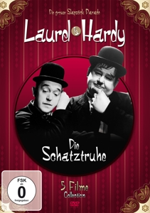 LAUREL,STAN/HARDY,OLIVER - LAUREL & HARDY - DIE SCHATZTRUHE