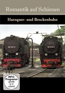 VARIOUS - ROMANTIK AUF SCHIENEN - HARZQUER- UND BROCKENBAHN